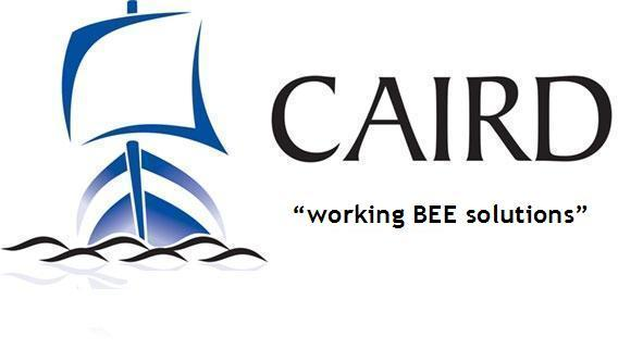 Caird logo - no contact details with byline (May 08)