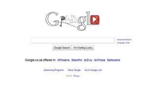 Google bar 9 Octo 2010 - Lennon