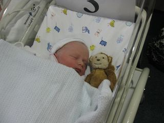 James Peter Janisch born 23 Nov 2011