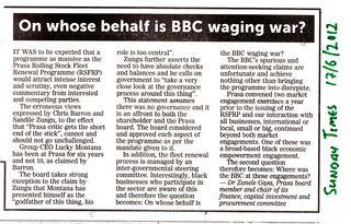 Prasa BBC rebuttal (Bus Times 17 June 2012)