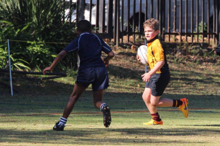 Oliver Rugby 2017